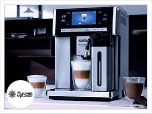 Особенности ремонта кофемашины Делонги