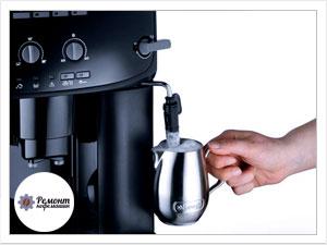 Самостоятельный и профессиональный ремонт кофемашины Делонги